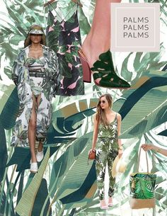 TRENDS // STYLE COUNCIL OF NYC - PRINT AND TREND . SS 2018