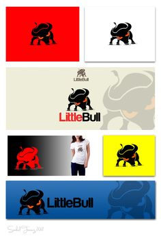 Design #69 by Sambel terong | Help LittleBull with a new logo