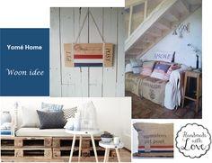 Met dit stoere sfeerbeeld laat ik je zien hoe je het handmade PTT post bord van Yomé - Home als decoratie kan gebruiken.  * ~ BE INSPIRED~*   http://www.yomesieraden.nl/yome-home/tekstendecoratieborden/decoratiebord-ptt-post.html