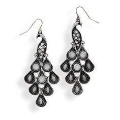 Chandelier Earrings Antiqued with Crystals Peacock Design AzureBella Jewelry http://www.amazon.com/dp/B00DXOP6EA/ref=cm_sw_r_pi_dp_OpbRvb14HGW2K