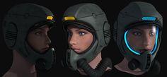 Helmet6 by NovA29R on DeviantArt
