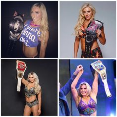 It's a celebration every time we link up. We done did everything they can think of. Greatness ✨ is what we on the brink of Wwe Women's Championship, Womens Royal Rumble, Charlotte Flair Wwe, Wwe Total Divas, Dana Brooke, Wwe Women's Division, Wwe Girls, Wwe Womens, Women's Wrestling