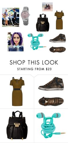 """""""Quicksilver"""" by nadaanja ❤ liked on Polyvore featuring Thierry Mugler, PRIMABASE, Ivanka Trump, August Steiner and Sebastian Professional"""