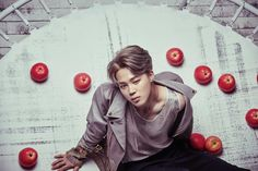 BTS WINGS Concept Photo --- Jimin