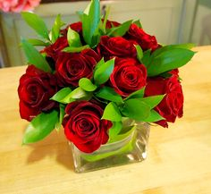 Valentine's Day Roses Tips & Tricks // sarah von pollaro