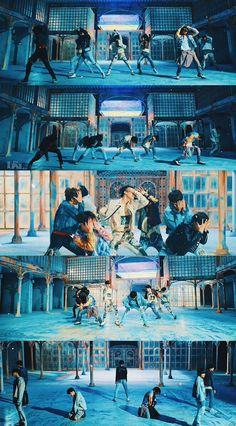 #BTS FAKE LOVE