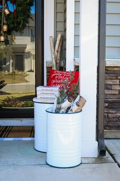 Christmas Time, Christmas Ideas, Christmas Decorations, Holiday Decor, Shelfie, Level Up, Porch Decorating, Holidays And Events, Some Fun