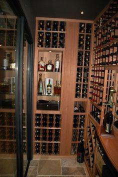 San Diego Wine Cellar Designed by Vintage Cellars & 76 best Custom Wine Cellar Designs by Vintage Cellars images on ...