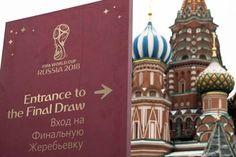 Putin welcomes soccer world to Kremlin for World Cup draw