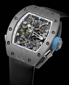 Limited edition Richard Mille watches for Le Mans
