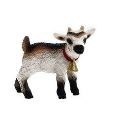 Schleich Domestic Kid Goat Toy Figure ** You can find out more details at the link of the image.