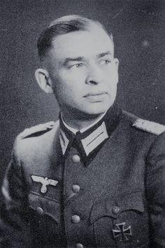 Oberst i.G. Gerd Riedel (1906-1997), Führer Fallschirmjäger Regiment 7, Ritterkreuz 08.05.1945