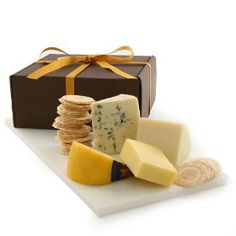 Four Continents of Cheese in Gift Box (2 pound) $29.99
