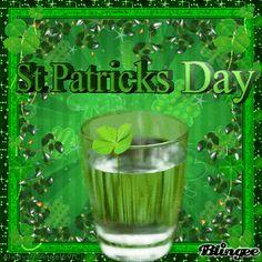 Green- Happy St. Patricks Day ((alwaysanangel69))©®