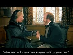 "Queen Victoria had to propose to Albert. | 19 Wonderful Historical Facts, As Told By ""Horrible Histories"""