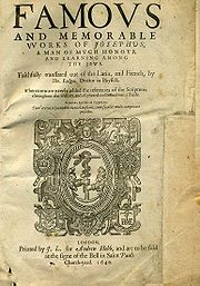 1st-century Romano-Jewish historian Flavius Josephus include references to Jesus and the origins of Christianity. Josephus' Antiquities of the Jews, written around 93–94 AD (nearly 25 years after the first known Gospel, Mark, dated around 70 AD), includes two references to the biblical Jesus Christ in Books 18 and 20 and a reference to John the Baptist in Book 18.
