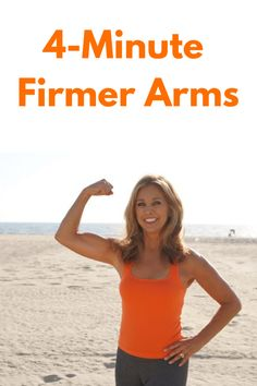Denise Austin, Fitness Workout For Women, Fitness Tips, Easy Workouts, Mini Workouts, Arm Weight Workouts, Arm Flab Workout, Workout Challange, Tone Arms Workout