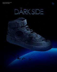 Awesome Sneaker Illustrations Nike Air Mag, Chunky Sneakers, All Black Sneakers, High Top Sneakers, Jordan Xi, Reebok, Larry Bird, Nike Air Huarache, Air Max 90