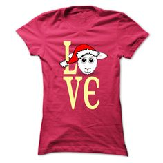 Love Sheep T-Shirts, Hoodies. GET IT ==► https://www.sunfrog.com/Pets/Limited-Edition-Love-Sheep-HotPink-24690847-Ladies.html?id=41382