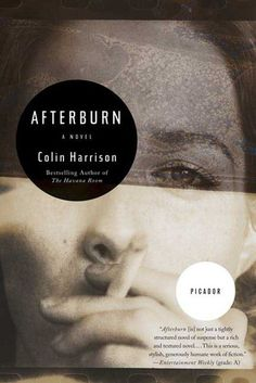 """Afterburn"" by Colin Harrison"