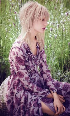 Aveda Spring / Summer 2015   Rare Bloom Collection Makeup Janell Geason