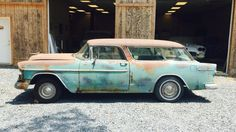 1955 Chevy Nomad: Perfect Canvas? - http://barnfinds.com/1955-chevy-nomad-perfect-canvas/