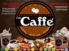 Food Cart Franchise, Siomai, Lunches And Dinners, Meals, Pre Opening, Cafe Concept, Tasty, Yummy Food, Milk Tea