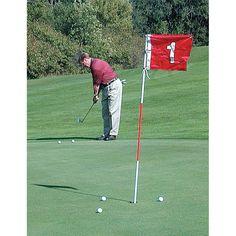 JEF World of Golf Backyard Target Flag - JR640