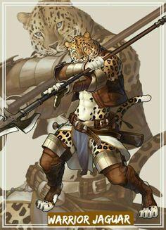 Warrior Jaguar