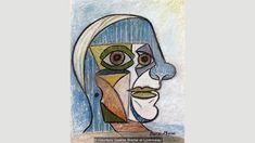 Portrait de Picasso from 1936 (Credit: Courtesy Galerie Brame et Lorenceau) J Paul Getty, Surrealist Photographers, Dora Maar, Brassai, Life Paint, Guernica, Getty Museum, Man Ray, Nature Images