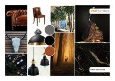 #authentic Design Styles, Restaurant Design, Steak, House, Mood, Interior Design, Classic, Fashion Design, Furniture