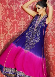 Umar Batul Formal Wear Collection 2012 For Women Formal Dresses For Women, Occasion Dresses, Formal Wear, Dress Collection, Party Wear, Tie Dye Skirt, New Dress, Designer Dresses, Beautiful Dresses