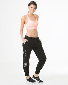 Puma Modern Sports leggings fitnesstight vomite pantalones de deporte chicas negro