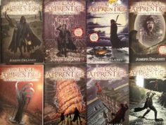 The Last Apprentice Series - by Joseph Delaney -