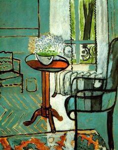 Henri Matisse - Finestra, 1916