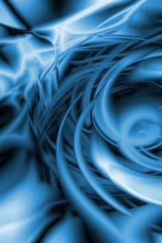 Blue Silver iPhone Wallpaper HD