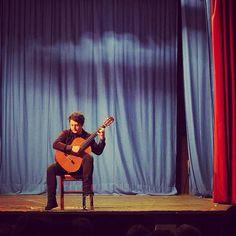 GRAZIE al Festival Internazionale della Chitarra di Lagonegro per la splendida accoglienza ed organizzazione!  Uno dei pochi Festival che va meritatamente avanti da più di 40 anni!  Lagonegro. Aug 2014.