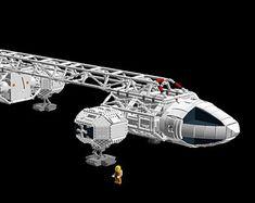 Lego Building Instructions: Space 1999 Eagle Transporter