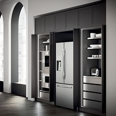 Armadio dispensa per la cucina: un armadio o una dispensa?