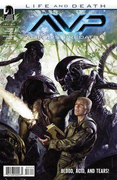 Aliens Vs Predator Life And Death #3