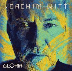 single cover art: joachim witt - gloria [2012]