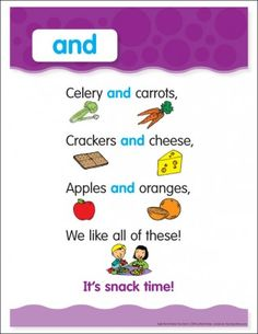 With this lively poem, young learners will rhyme their way to sight word success! Includes color and black-and-white versions of the poem, a cloze version, word cards, and teaching tips! Sight Word Sentences, Sight Word Flashcards, Flashcards For Kids, Sight Word Worksheets, Sight Word Activities, Reading Comprehension Worksheets, Reading Fluency, Word Reading, Guided Reading
