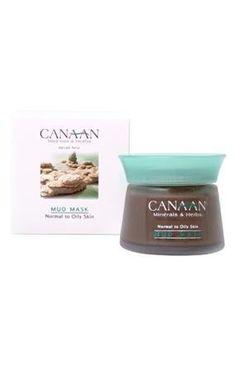 CANAAN Minerals & Herbs Dead Sea Facial Mud Mask - Normal to Oily Skin - 50ml, http://www.amazon.com/dp/B0038IMXVU/ref=cm_sw_r_pi_awdm_AAryvb160JCDH