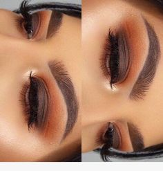 Gorgeous Makeup: Tips and Tricks With Eye Makeup and Eyeshadow – Makeup Design Ideas Smokey Eye Makeup, Skin Makeup, Eyeshadow Makeup, Beauty Makeup, Eyeshadows, Drugstore Makeup, Smoky Eye, Huda Beauty, Fall Eye Makeup