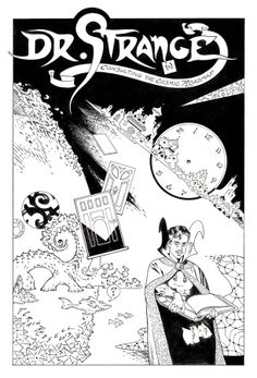 Doctor Strange by P. Craig Russell
