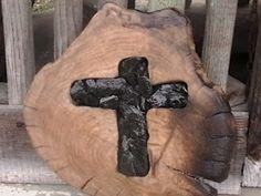Produse artizanale si handmade: Cruce de piatra