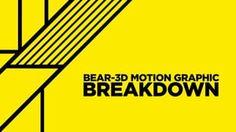 Vimeo BEAR SCHOOL MOTION - BREAKDOWN