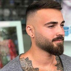 Likes, 45 Comments - 𝖓𝖚𝖗𝖎 Types Of Beard Styles, Medium Beard Styles, Faded Beard Styles, Different Beard Styles, Long Beard Styles, Beard Styles For Men, Hair And Beard Styles, Boys Beard Style, Short Fade Haircut