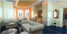 Blevio - apartment in liberty villa