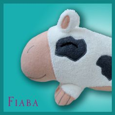 """""""Der Kuhesel"""" – Draw Your Cuddle 